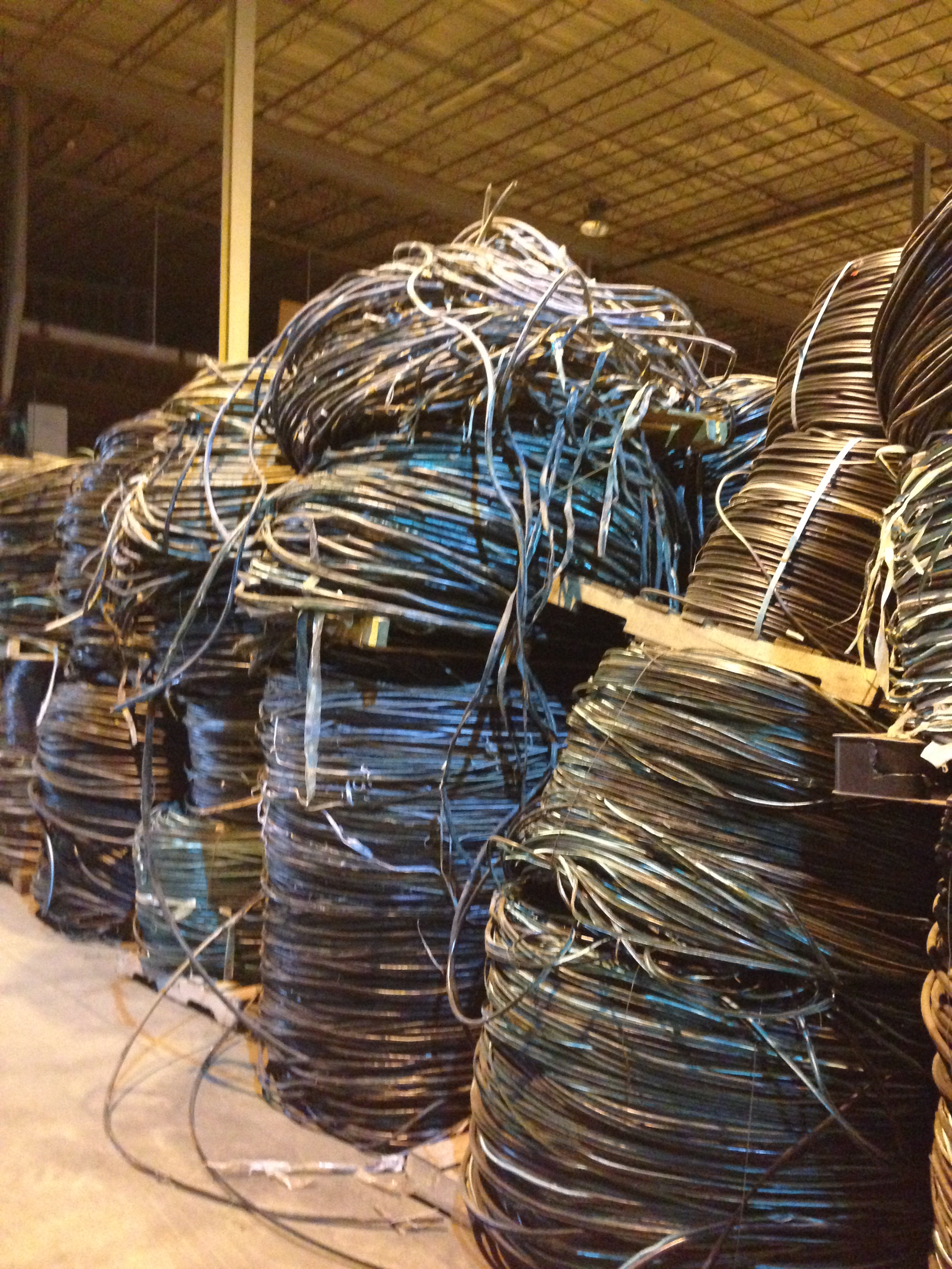 HDPE TELEPHONE CABLE SKIN
